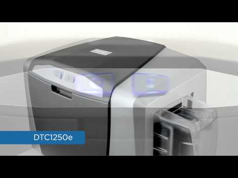 Promo Video - HID Fargo DTC1250e Printer