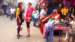 Video New Delhi Street Walk - Market Bazar - India - ASMR MP3, 3GP, MP4, WEBM, AVI, FLV Juni 2017