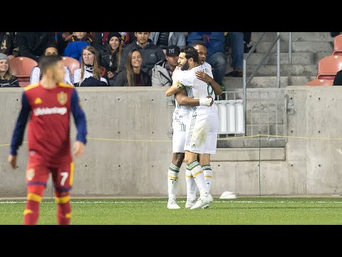 Video: MATCH HIGHLIGHTS | Real Salt Lake 4, Portland Timbers 1 | Oct. 6, 2018