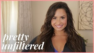"You asked, we answered . . . it's Demi Lovato on Pretty Unfiltered! This week, we're discussing the relationship between physical fitness and mental health, so of course Demi is the perfect person to come on and talk about her wellness journey. Demi also revealed when she'll be releasing new music and what it was like having Paris Hilton on-set for her ""Sorry Not Sorry"" music video. Check out Demi's Fabletics line! https://www.fabletics.com/demi-lovatoFollow Demi!YouTube: https://www.youtube.com/user/therealdemilovato Twitter: https://twitter.com/ddlovatoIG: https://www.instagram.com/ddlovatoFB: https://www.facebook.com/DemiLovatoFollow Kirbie!YT: https://www.youtube.com/kirbiejohnsonTwitter: http://www.twitter.com/kirbiejohnsonIG: http://www.instagram.com/kirbiejohnsonFB: https://www.facebook.com/kirbiejohnsontvSnapchat: Kirbie.JohnsonPOPSUGAR Girls' Guide is your guide to living your '20s in style! We cover everything from DIY fashion and beauty, pop culture and comedy, recipes and food trends, celebrity news, and more.  Subscribe to POPSUGAR Girls' Guidehttp://www.youtube.com/subscription_center?add_user=popsugargirlsguide Find us on Snapchat!  Username is popsugar"