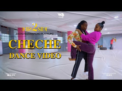 Zuchu - Cheche Dance Video