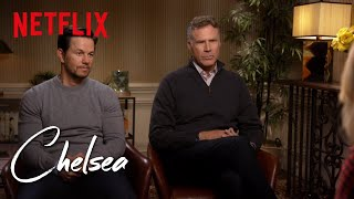 Video One Word Answers with Will Ferrell and Mark Wahlberg | Chelsea | Netflix MP3, 3GP, MP4, WEBM, AVI, FLV Oktober 2018