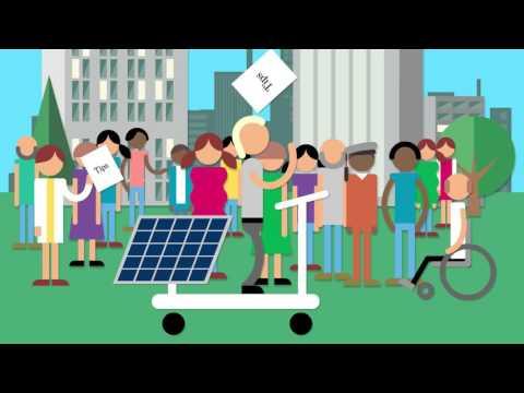 En hållbar framtid - en film om vårt energiarbete