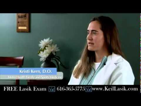 Dr. Kristi Kern - Keil Lasik Patient Testimonial: