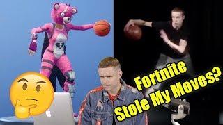 Video Did Fortnite Steal My Moves?! (The Professor) MP3, 3GP, MP4, WEBM, AVI, FLV Januari 2019