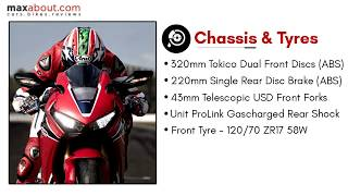4. Honda CBR1000RR Fireblade Specs & Price in India [New Model]