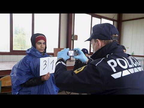 Μέσω Σλοβενίας οι πρόσφυγες στη Β. Ευρώπη