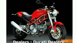 9. 2005 Ducati Monster S2R - Walkaround, Features