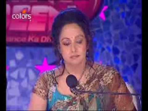 Video   Angry Hema Malini Storms Out Of Reality Tv Set