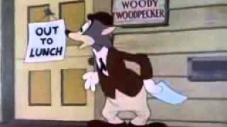 Woody Woodpecker - Loan Stranger (1942)