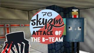 Minecraft: Attack of the B-Team! Black Market Skyzm - E76