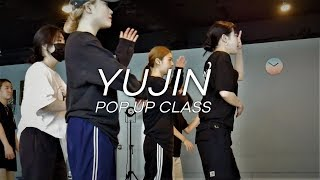 Yu Jin – POP UP CLASS FREESTYLE @ iM Dance Studio