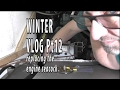 REPLACING AN ENGINE SEACOCK. Winter refit Vlog part 12.