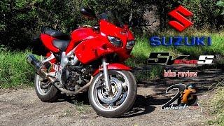 9. Suzuki SV650S bike review / utcai teszt - 2WheelsEurope HD