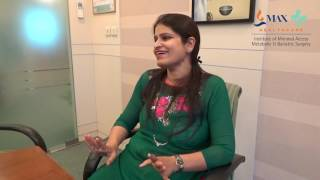 Lost 70 kgs in 3 years after weight loss surgery by Dr. PKC. Hear her story here!