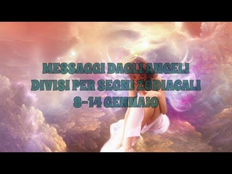 Messaggi Angelici divisi per Segno Zodiacale ★ Dall'8 al 14 gennaio 2018