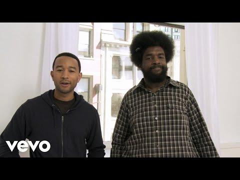John Legend, The Roots - John Legend & ?uestlove Teaser: UNSTAGED