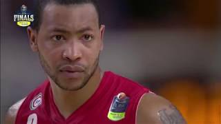 Andrew Goudelock Player of the Game Gara6 LBA Finals PosteMobile