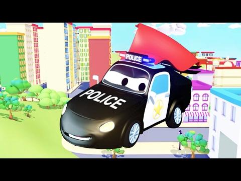 Video Lo mejor de la Súper Patrulla: Mat el coche de policía y Franck el camión de bomberos y sus amigos download in MP3, 3GP, MP4, WEBM, AVI, FLV January 2017