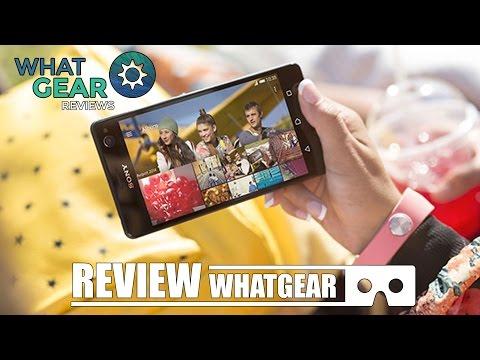 SONY - Xperia C4 - The Selfie Smartphone