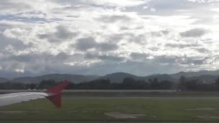 Video Thai Air Asia FD3432 Take off CNX Chiangmai Airport 14 June 2017 MP3, 3GP, MP4, WEBM, AVI, FLV Juli 2018