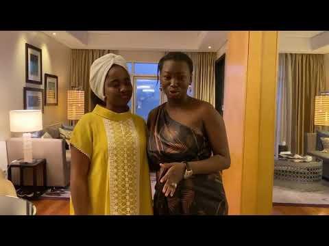 Ba Maula Jarumar Fim Aisha Humaira Taje Wajen Jaruma Mai Kayan Mata A Dubai Ba | HausaTop Tv