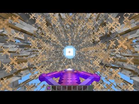 Multishot 10000 in Minecraft