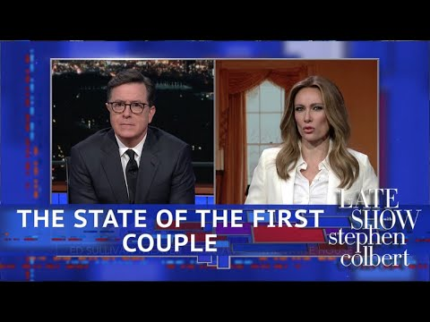 Melania Trump Gives Her Own State Of The Union