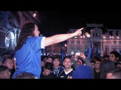 Video - marcha bullanguera, Los de Abajo - Los de Abajo - Universidad de Chile - La U - Chile