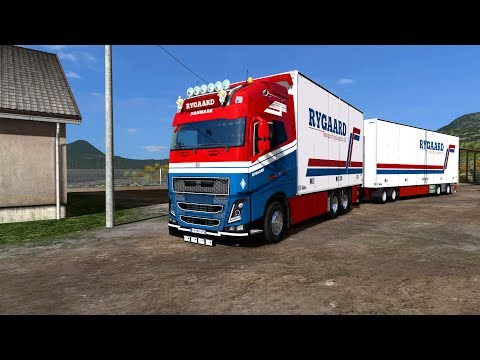 Volvo FH 2012 v22.09r ohaha [1.30] maintained by Pendragon