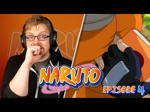 Pass or Fail: Survival Test | Naruto Episode 4 Reaction