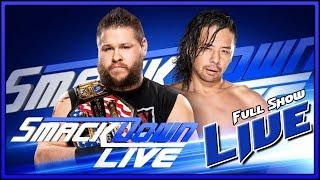 WWE SmackDown Live June 6th 2017 Full Show, here is my Live Reactions to the Full Show Of WWE SmackDown Live June 6th 2017 Full Show. There are highlights, r...