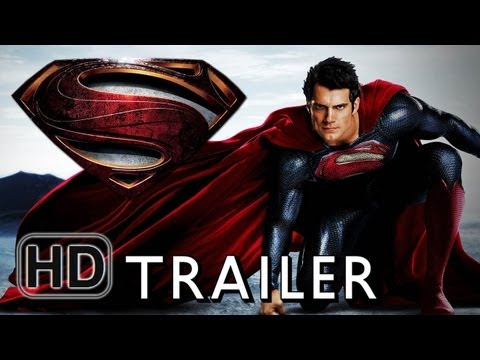 Man of Steel Official Trailer #3 (2013) TRUE-HD QUALITY