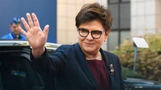 Tak Beata Szydło śmieje się w twarz Polakom!!!
