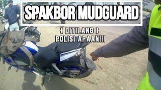 Video Ditilang Gara Gara Spakbor mudguard MP3, 3GP, MP4, WEBM, AVI, FLV April 2019