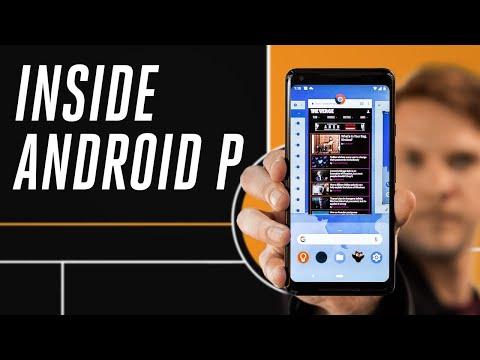 Android P hands-on Googleвs most ambitious update