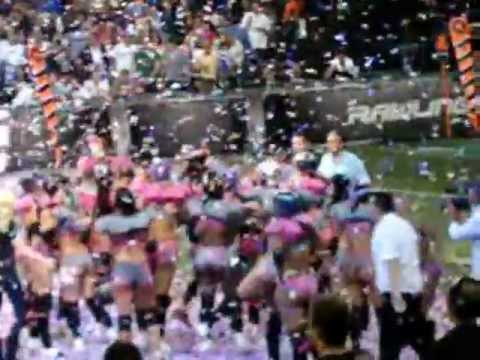 Lingerie Football League – All Stars Game 17 At Mexico City