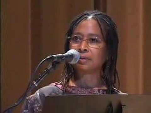Alice Walker reads Sojourner Truth