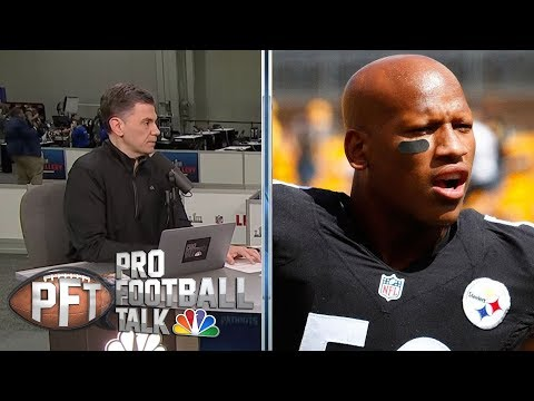 Video: Ryan Shazier on the road to recovery after spinal injury | Pro Football Talk | NBC Sports
