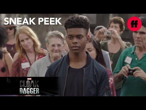 Marvel's Cloak & Dagger | Season 1, Episode 3 Sneak Peek: Tyrone's Voodoo Tour | Freeform