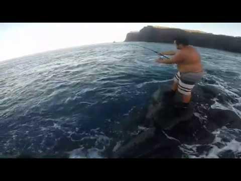 Maui Ulua/GT Plugging – Oct 2014