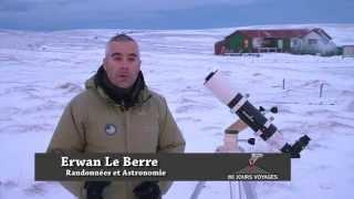 Voyage - chasse aux aurores en Islande