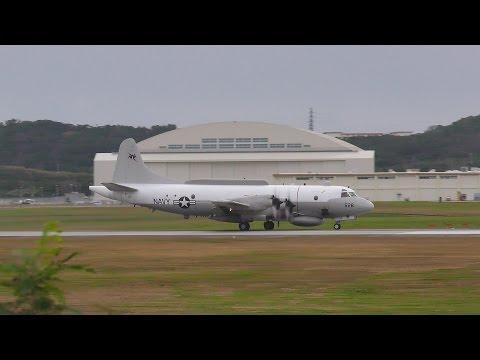 2016年1月29日に嘉手納基地でHC-X1000を使用し撮影したEP-3Eの動画です。