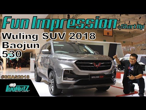 SUV CINA KEREN CALON VIRAL! - Wuling SUV Baojun 530 Fun Impression & Start Up | LugNutz Indonesia
