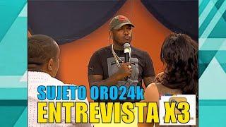 """Lío entre Sujeto Oro 24, Manolo, Diana y el Naguero / """"Entrevista x3"""""""