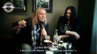 Helloween - Interview - Paris 2012
