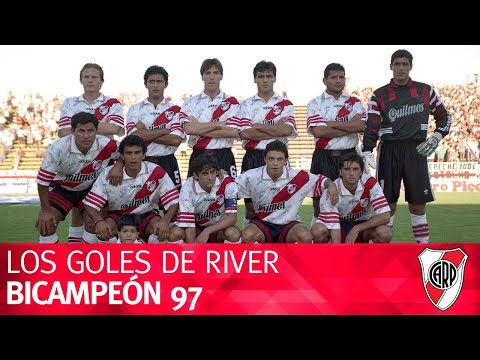 Reviví cinco golazos del Clausura 97