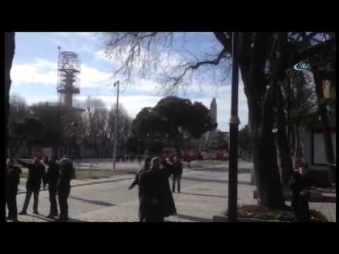 İstanbulda Patlama