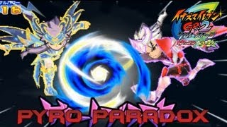 Inazuma Eleven Go 2 Chrono Stone Pyro Paradox Episode 1
