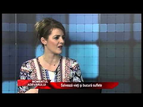 Emisiunea Momentul Adevărului – Gabriela Rădulescu – 16 martie 2015